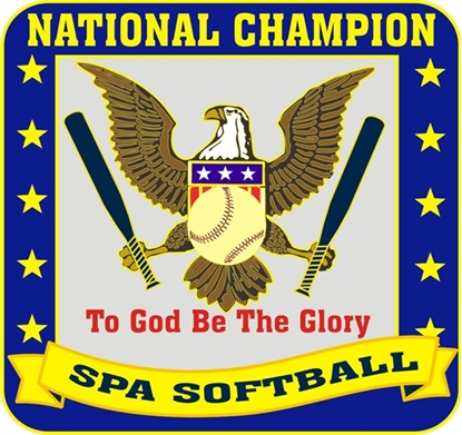 Picture of National Champion SPA Eagle Patch