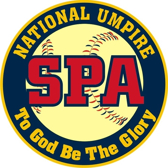 Picture of SPA National Umpire Patch