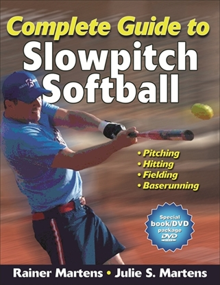 Picture of The Complete Guide to Slowpitch Softball w/DVD