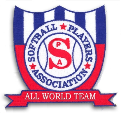 Picture of All-World SPA Logo Patch