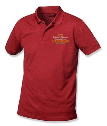 Picture of SPA All-American Golf Shirt