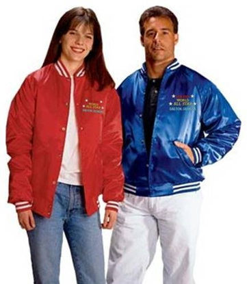 Picture of All-Star Satin Quilt-Lined Jacket