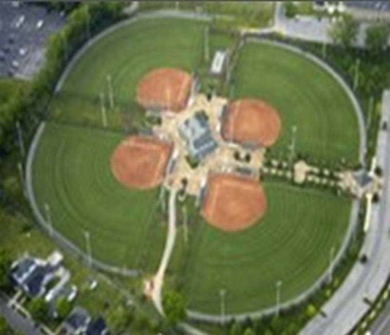 Caswell Softball Complex 3